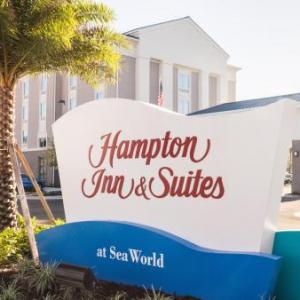 Hampton Inn & Suites Orlando near SeaWorld in Orlando