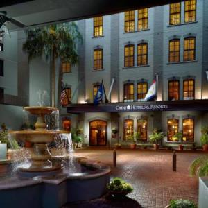 Sugar Mill New Orleans Hotels - The Omni Riverfront Hotel