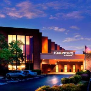 Hotels near St Paul's Baptist Church Richmond - Four Points By Sheraton Richmond Airport