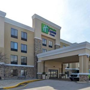 Lucas Oil Raceway Hotels - Holiday Inn Express Hotel & Suites Indianapolis W - Airport Area