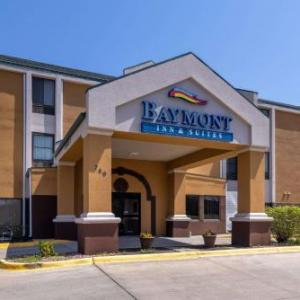 Hotels near Clinton State Park - Baymont Inn & Suites Lawrence