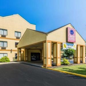 Eastern Kentucky Expo Center Hotels - Comfort Suites Prestonsburg