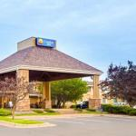 Accommodation near DECC Pioneer Hall - Comfort Inn West Duluth