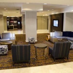 Hotels near Palace Theater Waterbury - Courtyard By Marriott Waterbury Downtown