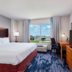 Accommodation near Lafayette Square Mall - Fairfield Inn Suites Indianapolis Downtown