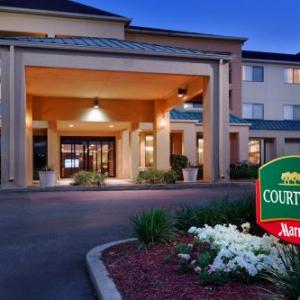 Courtyard By Marriott Mobile