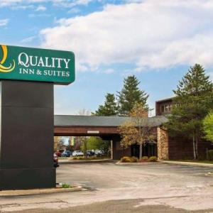 Elkhart County 4-H Fairgrounds Hotels - Quality Inn & Suites Goshen