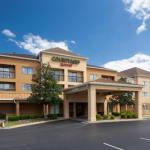 Coleman Coliseum Accommodation - Courtyard By Marriott Tuscaloosa