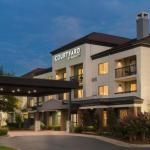 Accommodation near Tulsa Raceway Park - Courtyard Tulsa Central