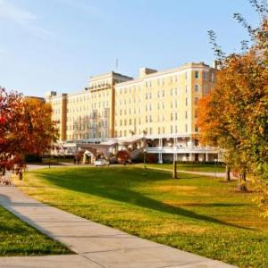 Hotels near French Lick Scenic Railway - French Lick Springs Hotel