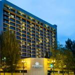 Oregon Convention Center Accommodation - Doubletree By Hilton Portland
