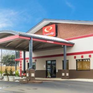 Mission Theatre Kansas Hotels - Econo Lodge Inn & Suites I-35 At Shawnee Mission