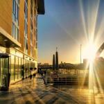 Accommodation near SECC - Hilton Garden Inn Glasgow City Centre