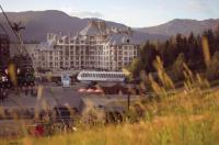 Pan Pacific Whistler Mountainside Image