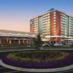PNC Music Pavilion Hotels - Embassy Suites Charlotte - Concord/Golf Resort & Spa