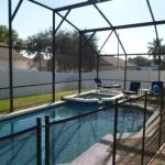 Kissimmee 4 Bedroom 3 Bath Pool Home Located near Disney