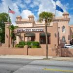 Accommodation near Lowndes Grove Plantation - Embassy Suites Hotel Charleston - Historic Charleston