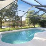 Gated 4 Bedroom 2 Bath Pool Home in Kissimmee