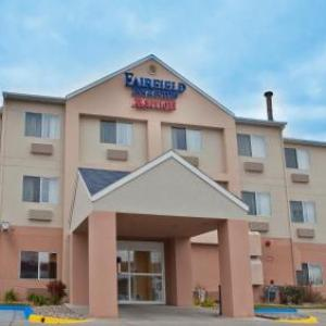Bismarck Civic Center Hotels - Fairfield Inn & Suites By Marriott Bismarck South
