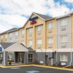 Accommodation near Dubuque County Fairgrounds - Fairfield Inn Dubuque