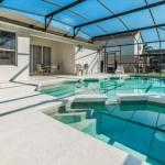 4 Bedroom 3 Bathroom Vacation Home in Kissimmee Resort