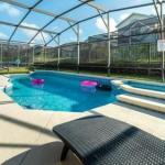 Immaculate 4 Bedroom 3 Bath Pool Home in Windsor Palms Resort