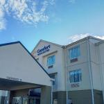 The Arena Corbin Hotels - Fairfield Inn Corbin