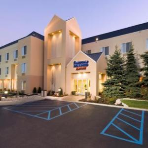 Fairfield Inn & Suites By Marriott Merrillville