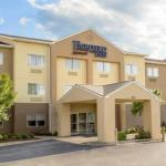 Accommodation near Coleman Coliseum - Fairfield Inn Tuscaloosa