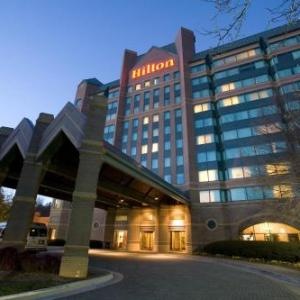Atlanta Athletic Club Hotels - Hilton Atlanta Northeast