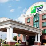 Hotels near Cowtown Rodeo Arena - Holiday Inn Express Hotel & Suites Wilmington-Newark
