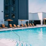 Accommodation near Harrison County Fairgrounds - Courtyard by Marriott Gulfport Beachfront