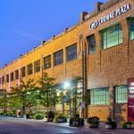 Hotels near Lafayette Square Mall - The Crowne Plaza At Union Station Indianapolis Hotel
