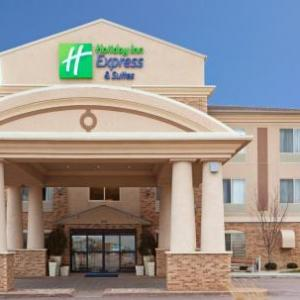 Hotels near Huset's Speedway - Holiday Inn Express Hotel & Suites Sioux Falls-Brandon