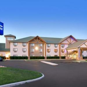 Hotels near Heber Valley Railroad - Holiday Inn Express Heber City