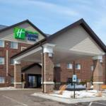 Accommodation near Withrow Ballroom - Holiday Inn Express Hotel & Suites St. Paul - Woodbury