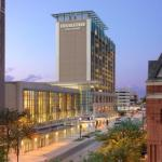 Accommodation near Hawkeye Downs - DoubleTree by Hilton Hotel Cedar Rapids Convention Complex