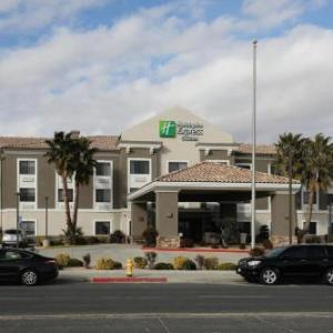 Holiday Inn Express Hotel And Suites Hesperia