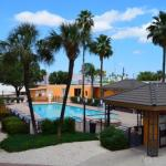 Laredo Energy Arena Accommodation - Americas Best Value Inn - Laredo
