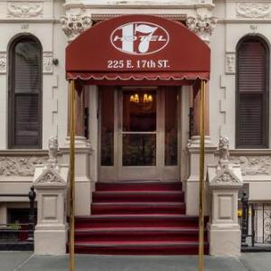 Hotels near Classic Stage Company - Hotel 17