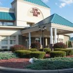 Accommodation near Times Union Center - Red Carpet Inn Albany