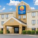 Accommodation near Ford Center Evansville - Comfort Inn East Evansville