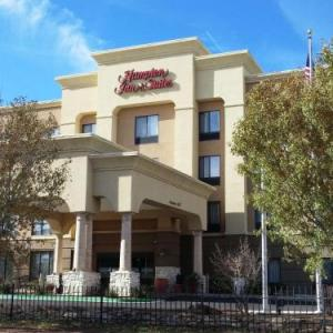 Hampton Inn & Suites Albuquerque- Coors Road