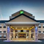 Accommodation near Hawkeye Downs - Holiday Inn Express Hotel & Suites Cedar Rapids I-380 at 33rd Avenue