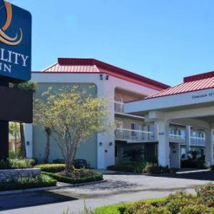 Hotels near Harrison County Fairgrounds - Clarion Inn Gulfport