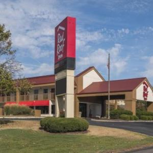 BancorpSouth Arena Hotels - Red Roof Inn Tupelo