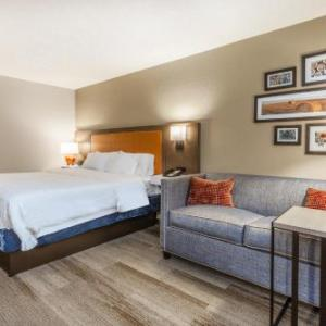 Hotels near Hawkeye Downs - Hampton Inn Cedar Rapids
