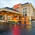 Accommodation near University of Louisville - Hampton Inn Louisville-Airport