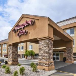 Sandy Downs Hotels - Hampton Inn Idaho Falls