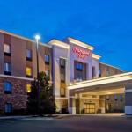Hampton Inn Dekalb -Near the University